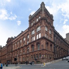 Royal College, Strathclyde University