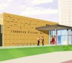 Lottery Funded Community Complex, Glasgow